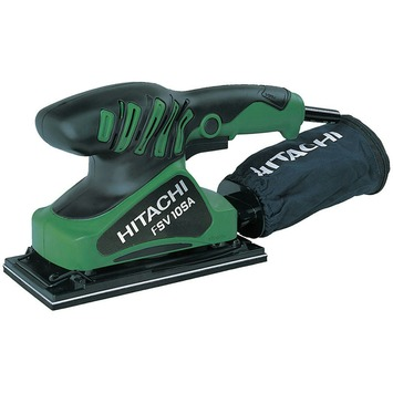 Hitachi vlakschuurmachine FSV10SA LA 180 watt