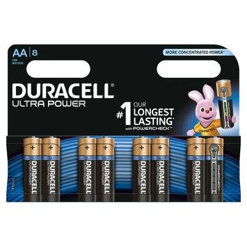 Duracell batterijen ultra M3 penlite 8st