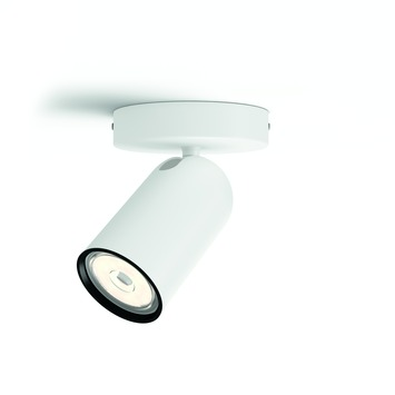 Philips Opbouwspot MyLiving Pongee LED Wit 5.5W