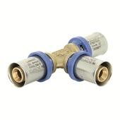Bonfix alu-press T-stuk 20x2,0 x20x2,0 x20x2,0mm