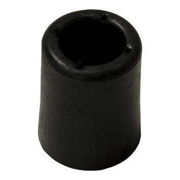 HANDSON deurbuffer zwart 50 mm