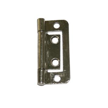 HANDSON scharnier nikkel 50x50 mm 2 stuks