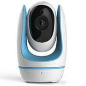 Foscam baby camera wit/blauw