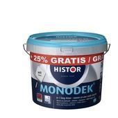 Histor Monodek latex wit 10 liter + 25%