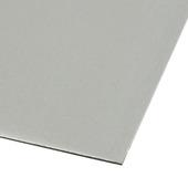 Plaat geanodiseerd aluminium 100x50 cm