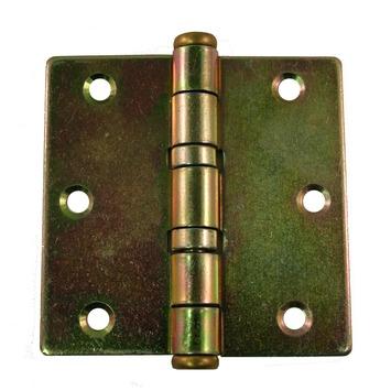 GAMMA kogellagerscharnier verzinkt 75x75 mm