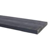 Tuinplank grenen grijs 180x14x1,6 cm