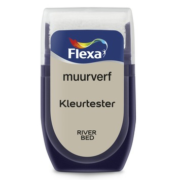 Flexa muurverf kleurtester River Bed
