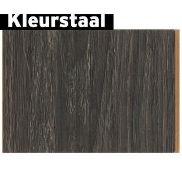 Kleurstaal LiFETIMe Trend Laminaat Black Oak Zwart