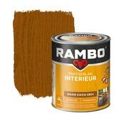 Rambo pantserlak interieur transparant zijdeglans warm eiken 750 ml