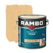 Rambo pantserlak trap transparant zijdeglans kleurloos