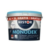 Histor Monodek latex RAL9010 8+2 liter