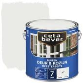 Cetabever deur & kozijn meesterbeits dekkend wit 2,5 liter