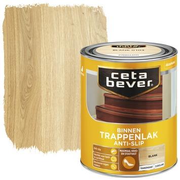 Cetabever trappenlak transparant anti-slip blank zijdeglans 750 ml
