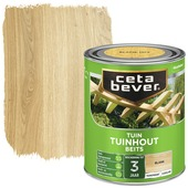 Cetabever tuinhout beits transparant blank 750 ml