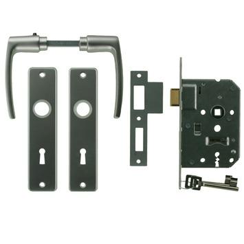 NEMEF slotset binnendeur inclusief beslag Doorn 50mm PC 55mm