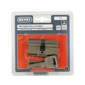 Nemef veiligheidscilinder SKG** 111/9 nikkel