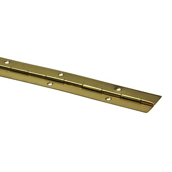 Pianoscharnier messing 500x32 mm