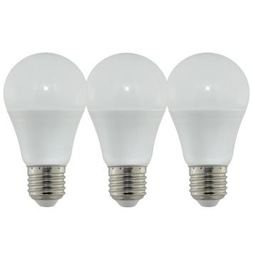 OK LED lamp globe E27 6 watt 3 stuks