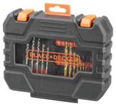 Black+Decker boren en bitset 50-delig A7232-XJ