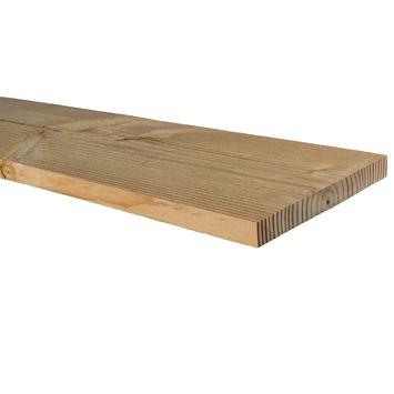 Tuinplank Douglas ruw ca. 240x20x2,2 cm