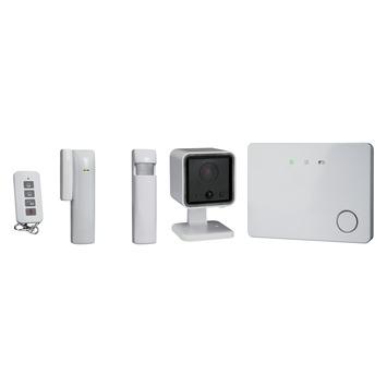 Smartwares IP-Alarmsysteem HA701IP met App