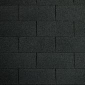Shingles t.b.v. tuinhuis zwart incl. nagels 7 stuks 21 m²