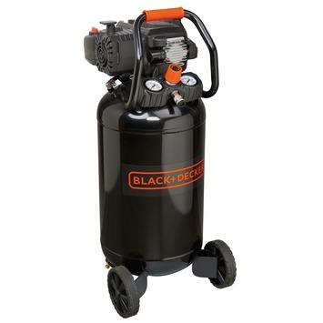 Black+Decker compressor 50 liter BD227/50V/NK