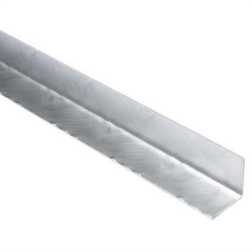 Hoek aluminium traan 30x30x1,5 mm 1 meter