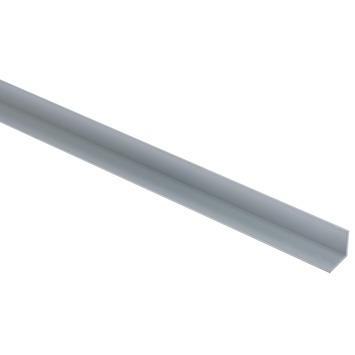 Hoekprofiel aluminium 30x30x3 mm 1 meter