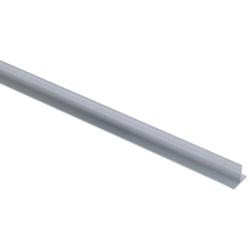 T-profiel aluminium 20x20x2 mm 2 meter
