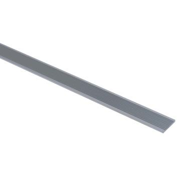 Slijtstrip S30 aluminium 2 meter