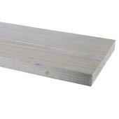 Douglas plank gestructureerd 21x195mm 200cm grijs