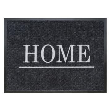 Mat Chrome modern home antraciet 60x80