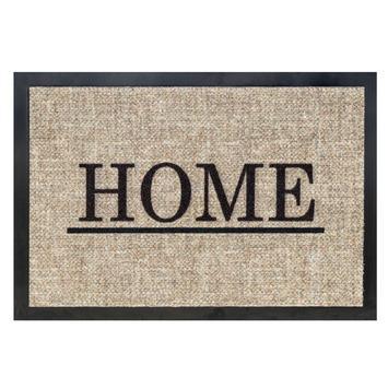 Mat Chrome modern home bruin 40x60