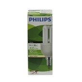 Philips spaarlamp Genie E14 8W warm wit