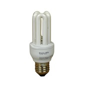 Philips spaarlamp Genie E27 11W warm wit