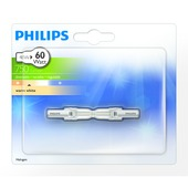 Philips EcoHalo staaflamp R7s 48W warm wit