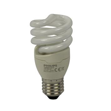 Philips spaarlamp Tornado E27 15W warm wit