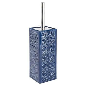 GAMMA | Wenko Cordoba toiletborstelhouder blauw kopen? | badkamer ...