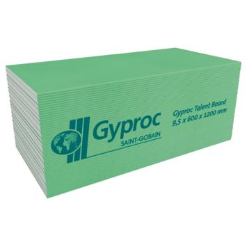 Gyproc badkamer plafondplaat ca. 120x60x0,95 cm