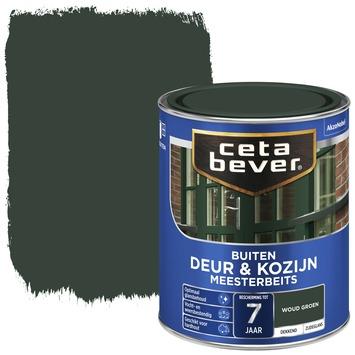 Cetabever deur & kozijn meesterbeits dekkend zijdeglans 750 ml