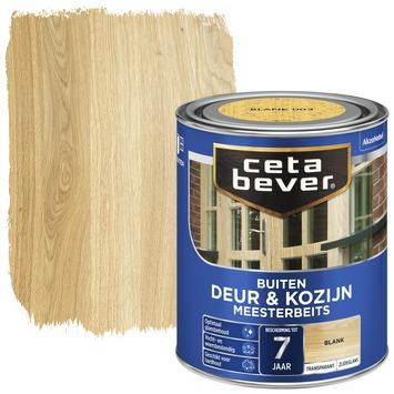 Cetabever deur & kozijn meesterbeits transparant zijdeglans blank 750 ml