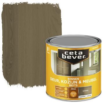Cetabever deur, kozijn & meubelbeits transparant schors zijdeglans 250 ml
