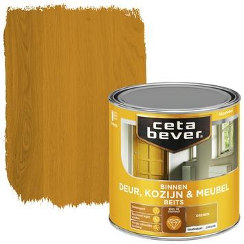 Cetabever deur, kozijn & meubelbeits transparant grenen zijdeglans 250 ml
