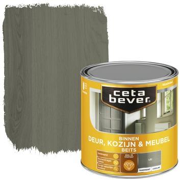 Cetabever deur, kozijn & meubelbeits transparant lei zijdeglans 250 ml