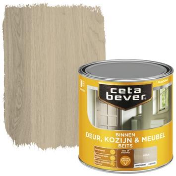 Cetabever deur, kozijn & meubelbeits transparant grijs zijdeglans 250 ml