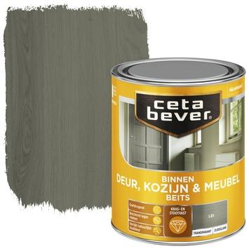 Cetabever deur, kozijn & meubelbeits transparant lei zijdeglans 750 ml