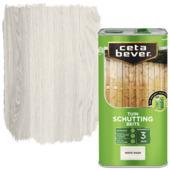 Cetabever schuttingbeits white wash 5 liter