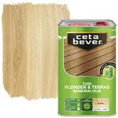 Cetabever vlonder & terras anti-slip beits bankirai 4 liter